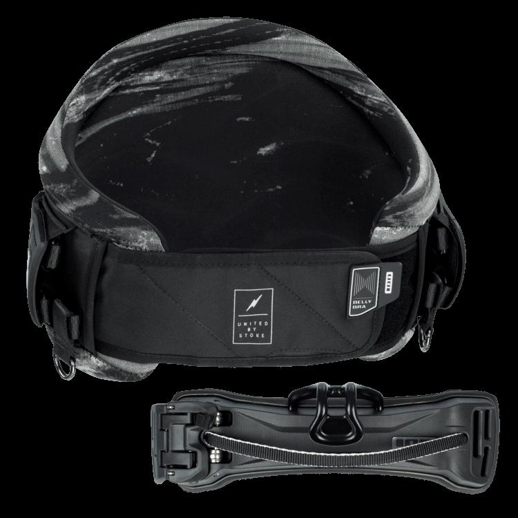 ION Трапеция Kite пояс RIOT Curv 14 Select (4707) black grey capsule 20-ZM000006540